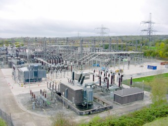 Legacy Substation, A national grid Site